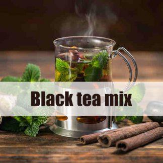 مخلوط چای های سیاه