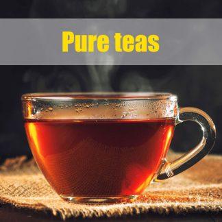 چای های مصرفی