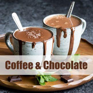 پودرهای شکلات و قهوه فوری